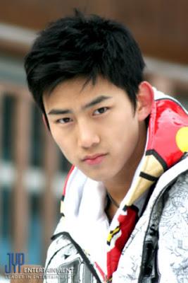2PM Ok Taek Yeon