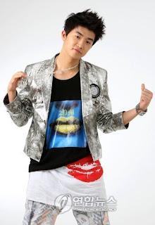 2PM Jang WooYoung