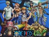 one piece japan manga