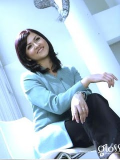 sumi yang presenter mandarin metro tv