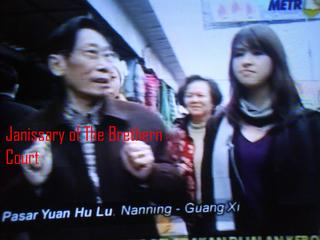 sumi yang presenter mandarin metro tv