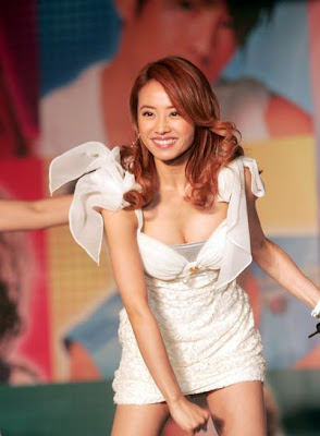 Jolin Tsai Breast