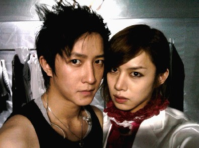 Super Junior Kim Hee Chul and hankyung