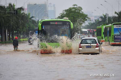 South China Flood