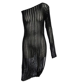 Maison Martin Margiela Flash Knit Dress