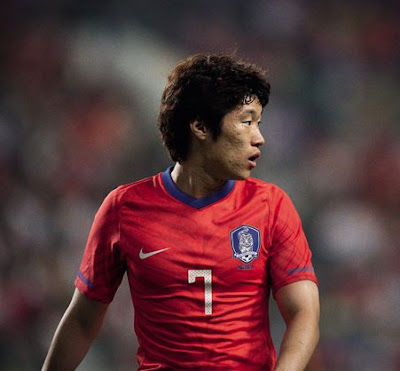 South Korea World Cup 2010 Home Jersey