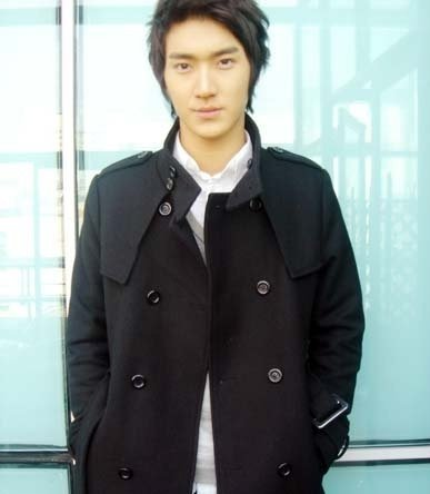 Super Junior Choi Si Won