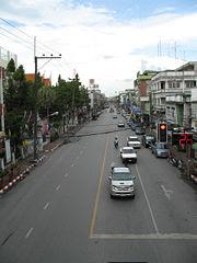 Nakhon si thammarat downtown