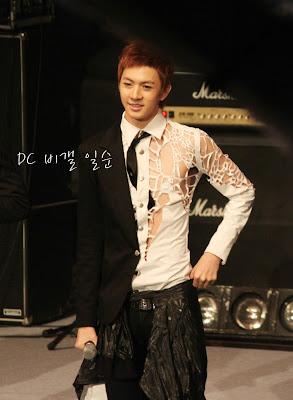 Cheon Doong MBLAQ Korean