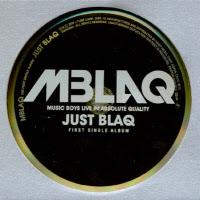Just Blaq MBLAQ Korean