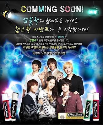MBLAQ Korean Chapstick