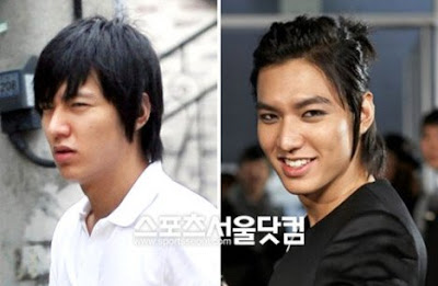 Korean Male Smokey Eyes Lee Min Ho