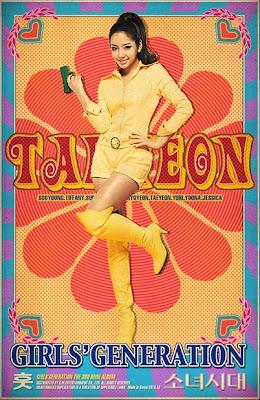 Taeyeon Girl's Generation Hoot Fashion