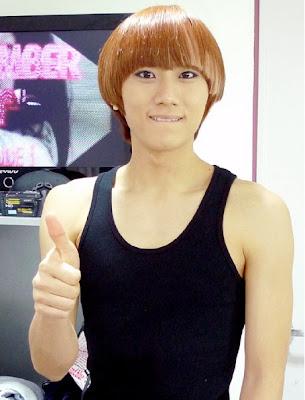 Jang Hyun Seung Beast
