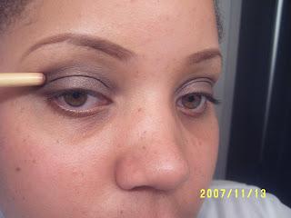 Allergic Salute CreaseAllergic Salute