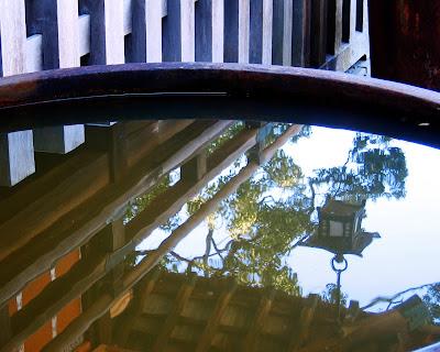 Shikoku Japan Reflections Temple