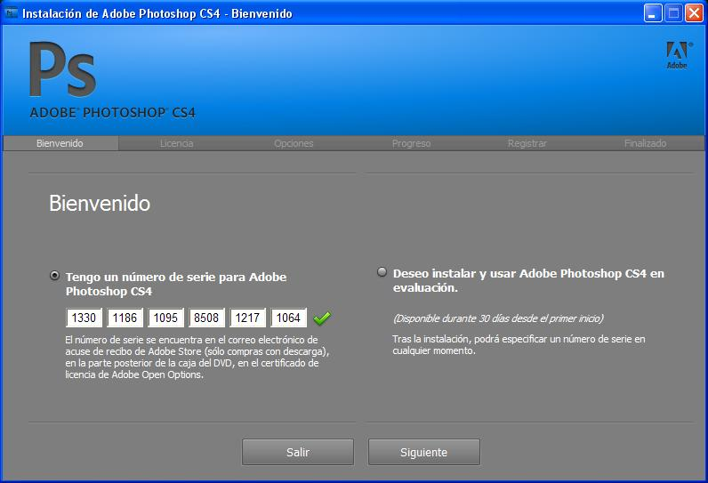 Photoshop cs4 key generator mac
