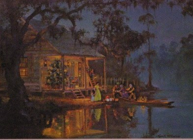 South Louisiana Cuisine: A Cajun Christmas, Heaux, Heaux, Heaux