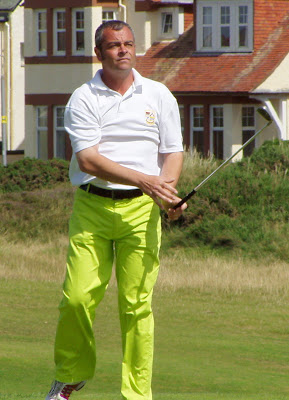 jamie ballantyne golf pro
