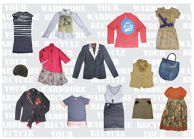 Recycle Your Wardrobe 2