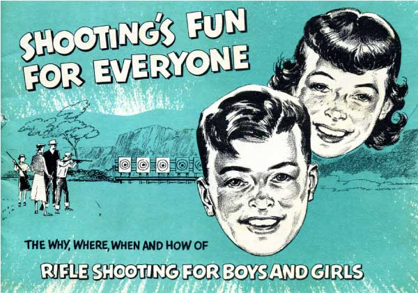 rifle shooting. Rifle Shooting for Boys and
