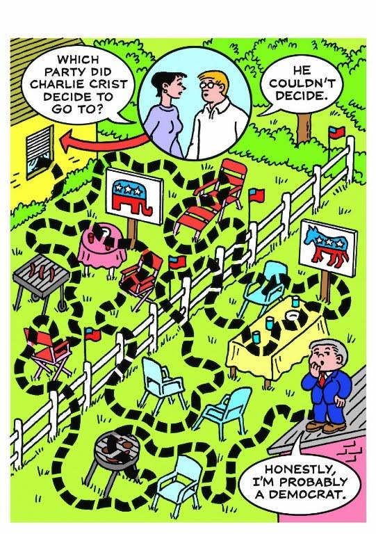 Comic strip parodies