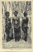 Mulheres casadas do Humbe - Angola