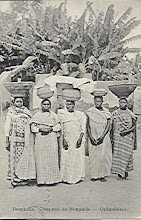 Costumes de Benguela- Quitandeiras- Angola