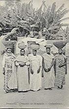 Costumes de Benguela- Quitandeiras- Angola