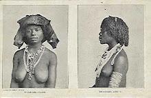 Mondombe casada e mondombe solteira- Mossãmedes-Angola