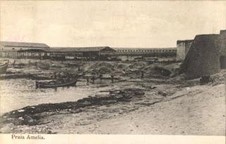 Mossamedes: Praia Amelia
