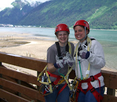 Ready to Zipline - Molly & Tristan