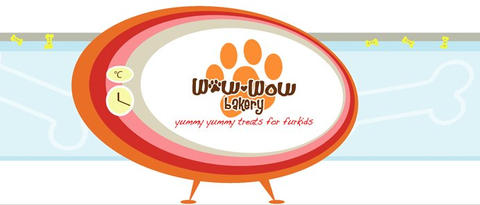 wow wow bakery, Homemade Treats and Cakes for Dogs.