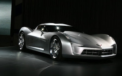Corvette Stingray Concept Transformers on What Car Is Sideswipe In Transformers 2