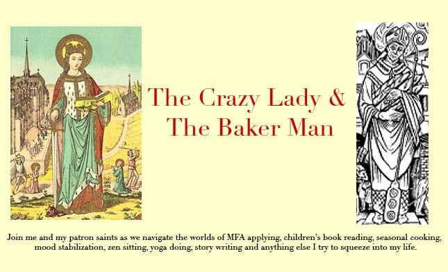 The Crazy Lady and The Baker Man
