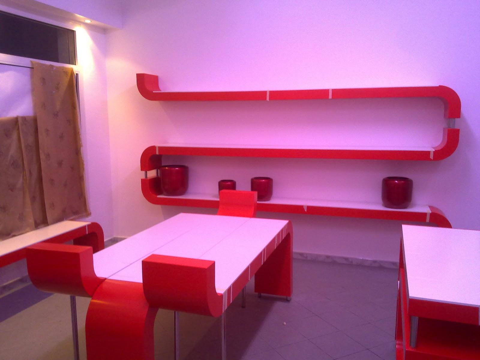 Carp nteria met lica fandi o sl mobiliario de oficina - Mobiliario oficina coruna ...