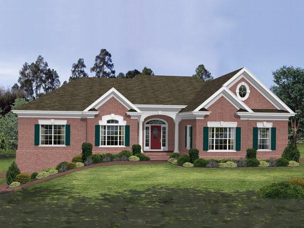 Baton Rouge House Plans