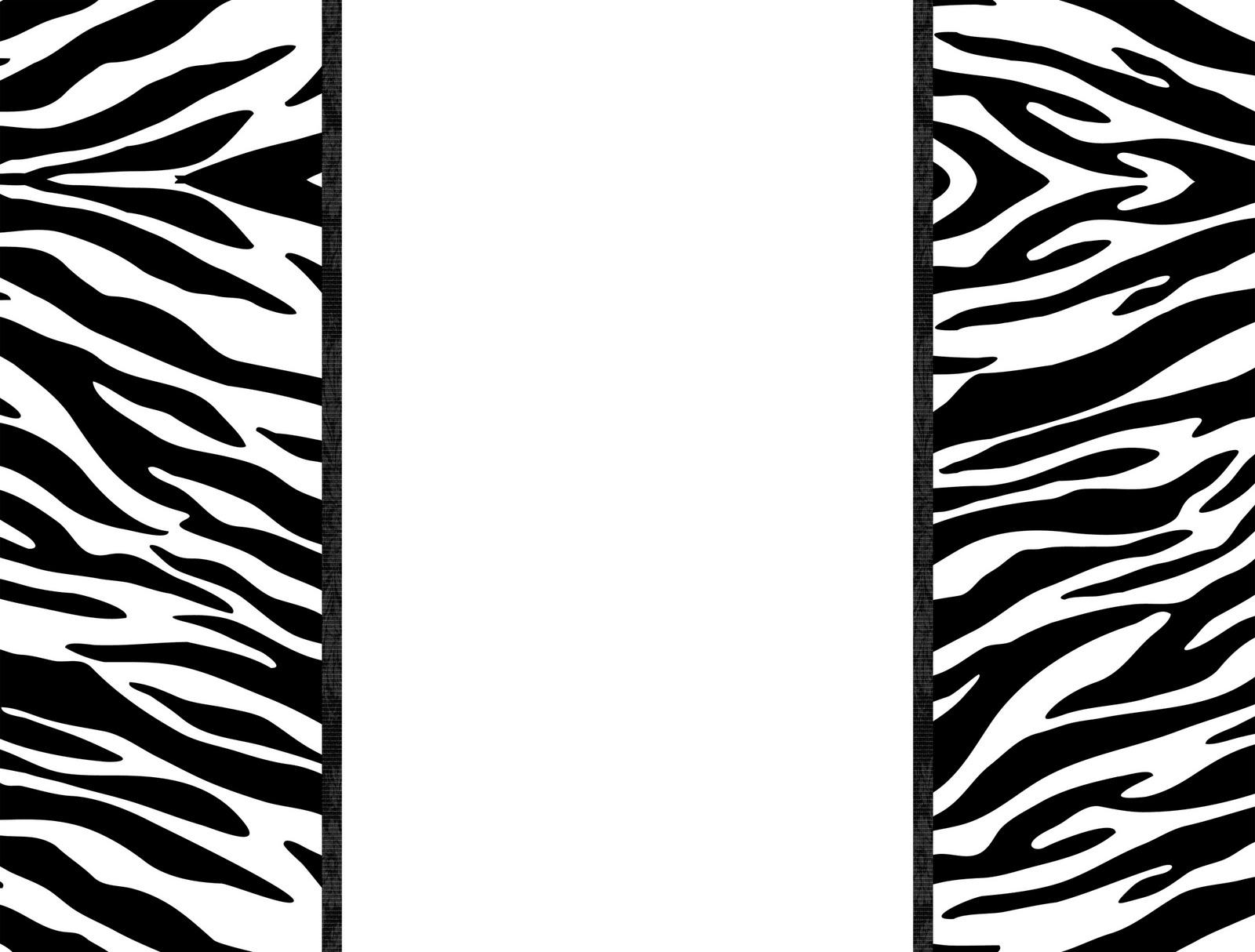 Zebra border template royalty free zebra border template clip art cristi s creations zebra by request maxwellsz