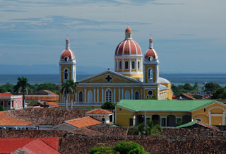 The Cathedral, Granada, Nicaragua