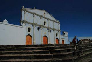 San Francisco Convent Cathedral, Granada, Nicaragua