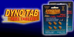 Dyno-Tab (Pil Jimat Minyak)
