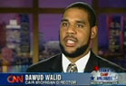 Dawud Walid on CNN