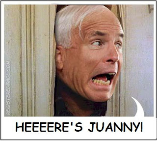 McCain Soon to Meet His Inner Mexican