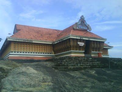 Uravappara Temple Idukki Kerala