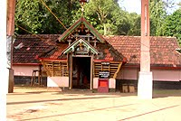 Valamchuzhy Temple Pathanamthitta Kerala