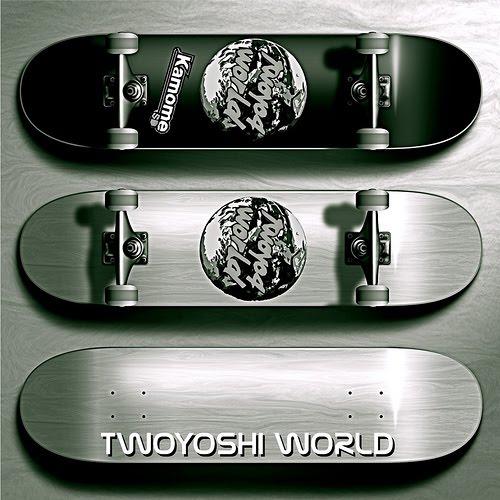 Tsuyoshi world.