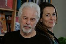Alejandro Jodorowsky e Marianne Costa