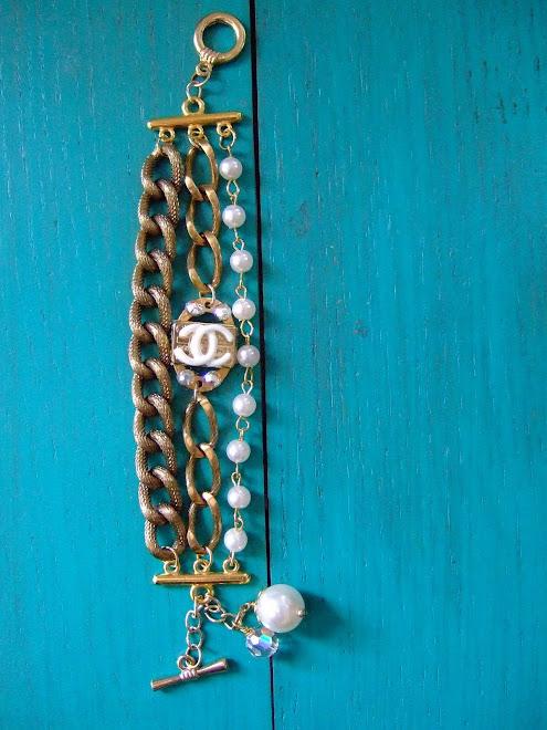 """""""Coco"""" bracelet ~ $40"""