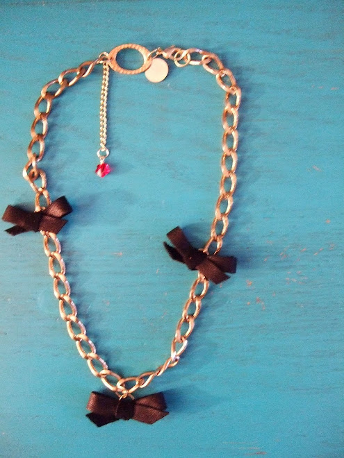 """Three Bow Tie"" ~ $30"