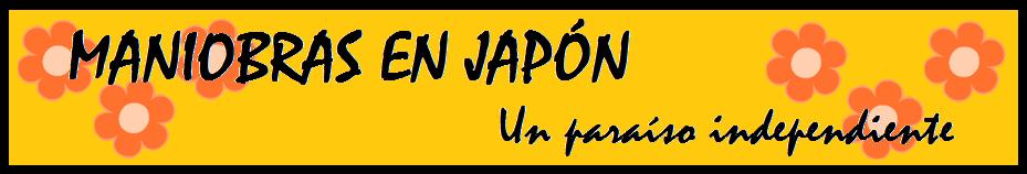 Maniobras en Japón